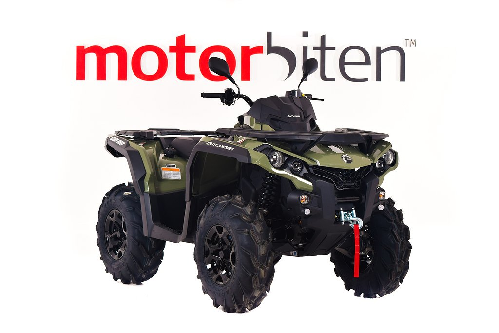 Can-Am Outlander PRO+ 570