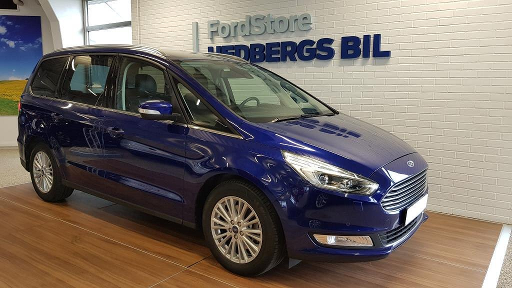 Ford Galaxy BUSINESS 2.0TDCI 150HK AUTOMAT