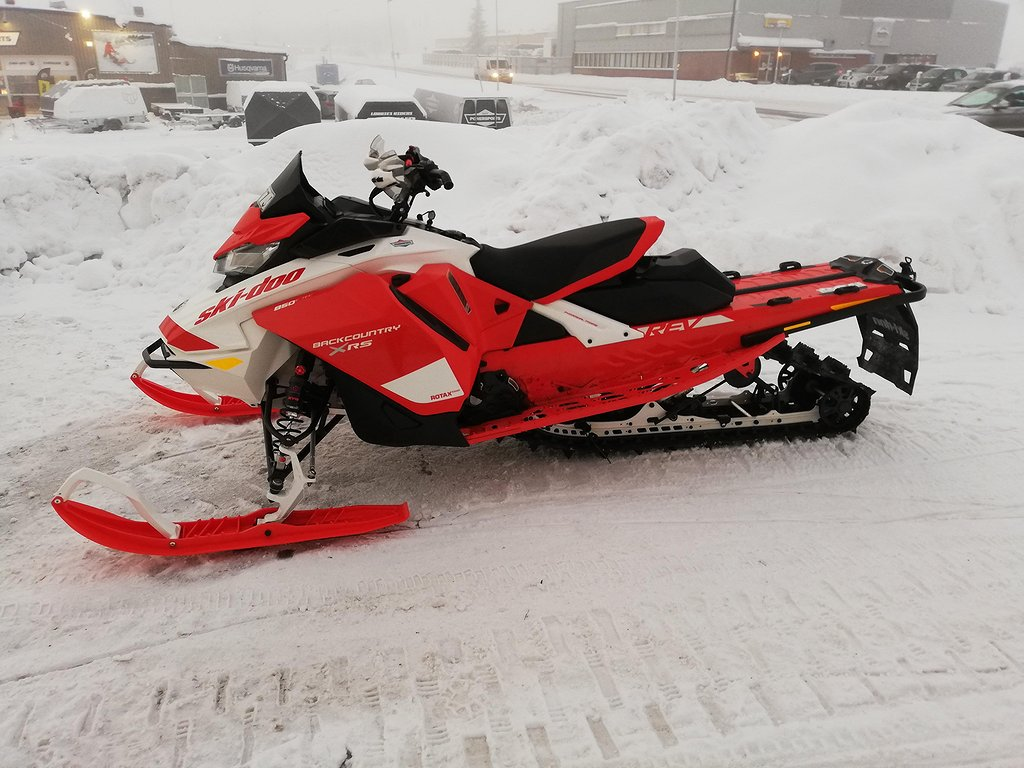 Ski-doo Renegade Bc Xrs 850
