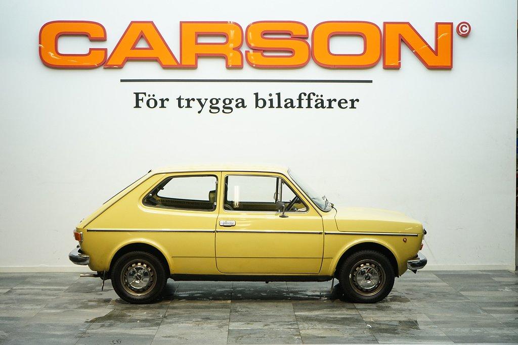 Fiat 127 Harald Special Svensksåld