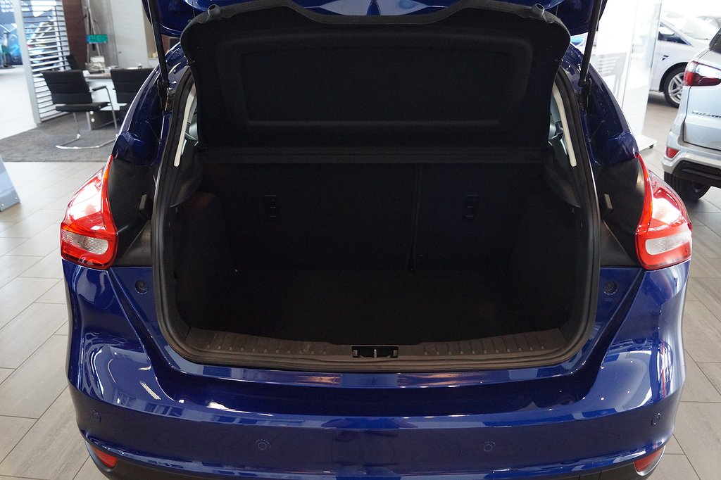 Ford Focus 1.0 EcoBoost Euro 6 100hk Titanium 5-dörrar