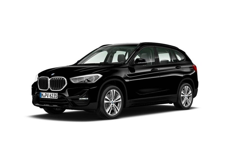 BMW X1 xDrive20d Modell Sport *Fria V-Hjul - Vårsalong