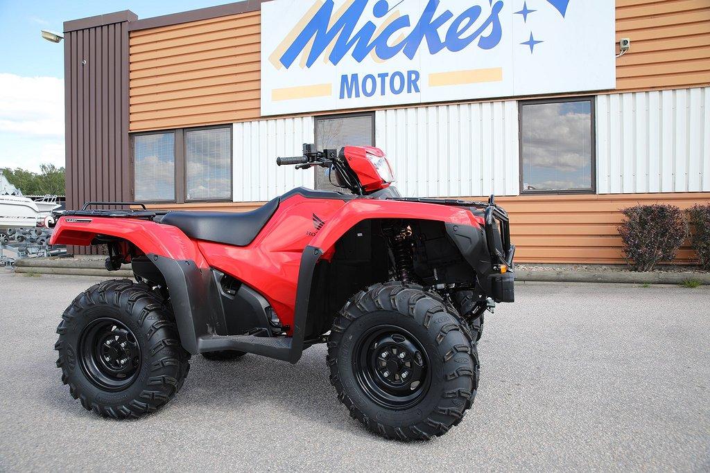 Honda Rubicon TRX 500 FA6 T3 Traktor