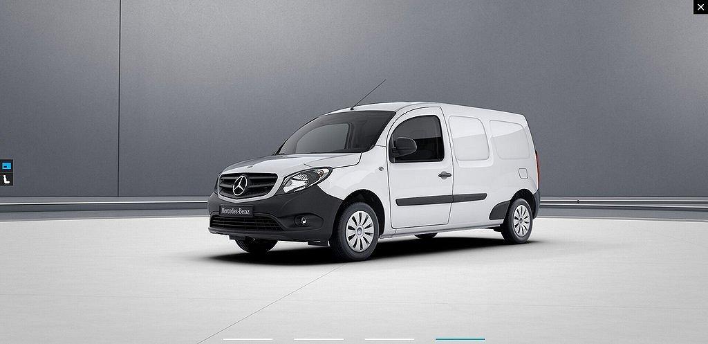 Mercedes-Benz Citan 109 CDI Euro 6 95hk