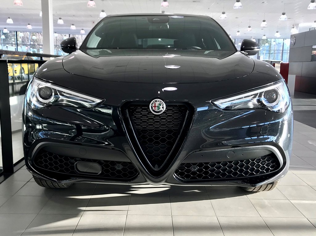 Alfa Romeo Stelvio STELVIO VELOCE 2.0 GME 280 HK TURBO AWD AT8 MY20