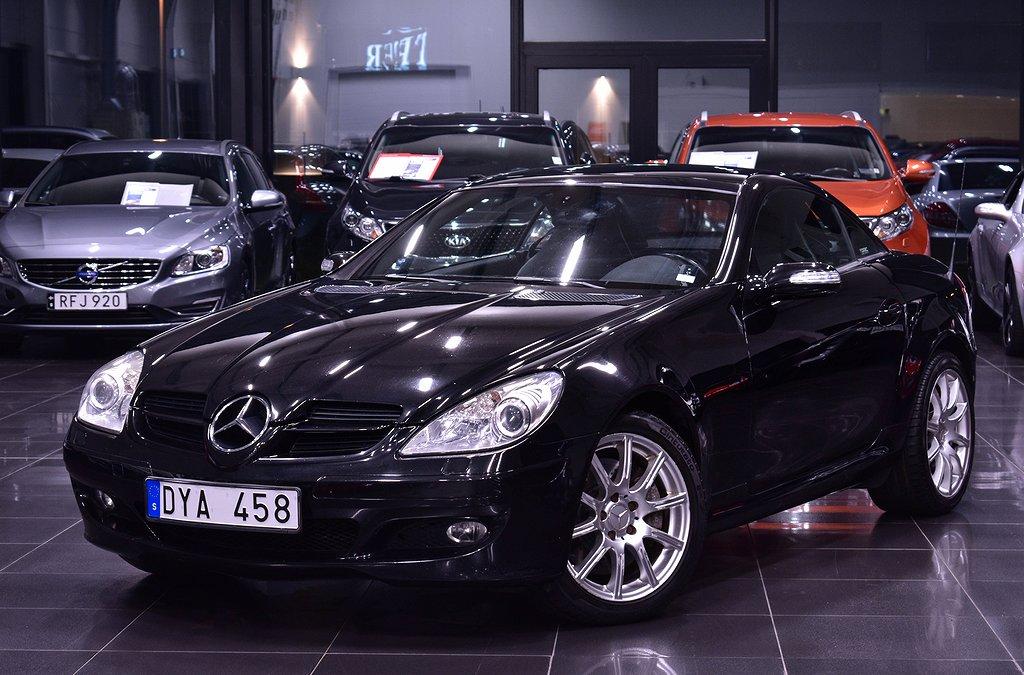 Mercedes-Benz SLK 350 7G-Tronic 272hk|L Nyservad
