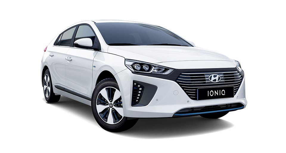 Hyundai IONIQ Plug-In 1.6 (105 Hk) + Elmotor (60.5 Hk) AT Limited Edition +