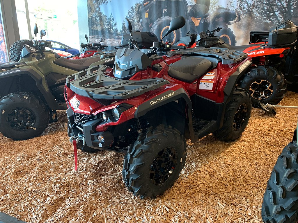 """Can-Am Can-Am Outlander 650 PRO T3B """" Nyhet """""""