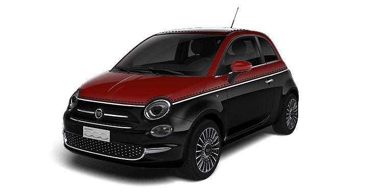 Fiat 500 1.2 69 HK Lounge