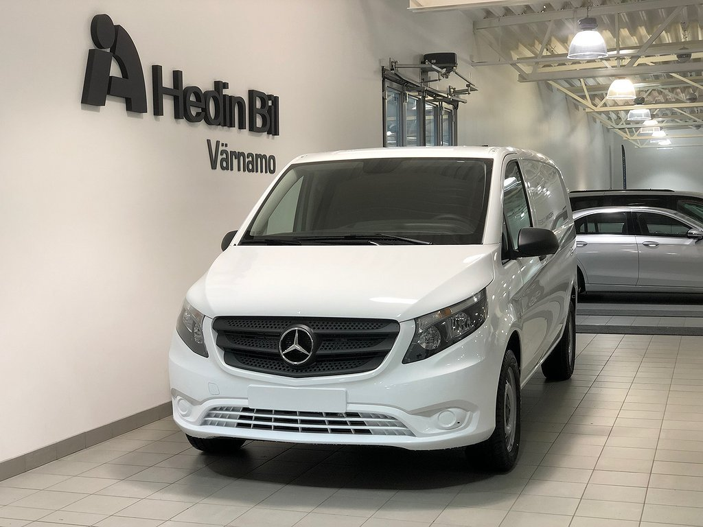 Mercedes-Benz Vito 116 AUT 4x4 NAVI BACKKAMERA