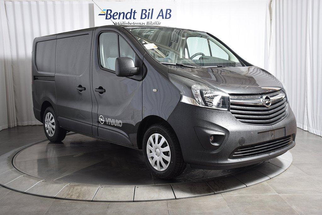 Opel Vivaro L1H1BITURBO/ 0,45% RÄNTA