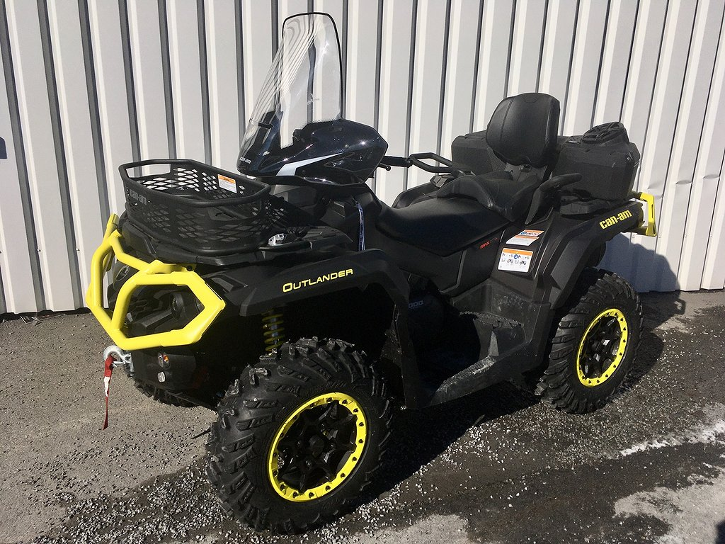 Can-Am Outlander 1000 MAX XTP -2019