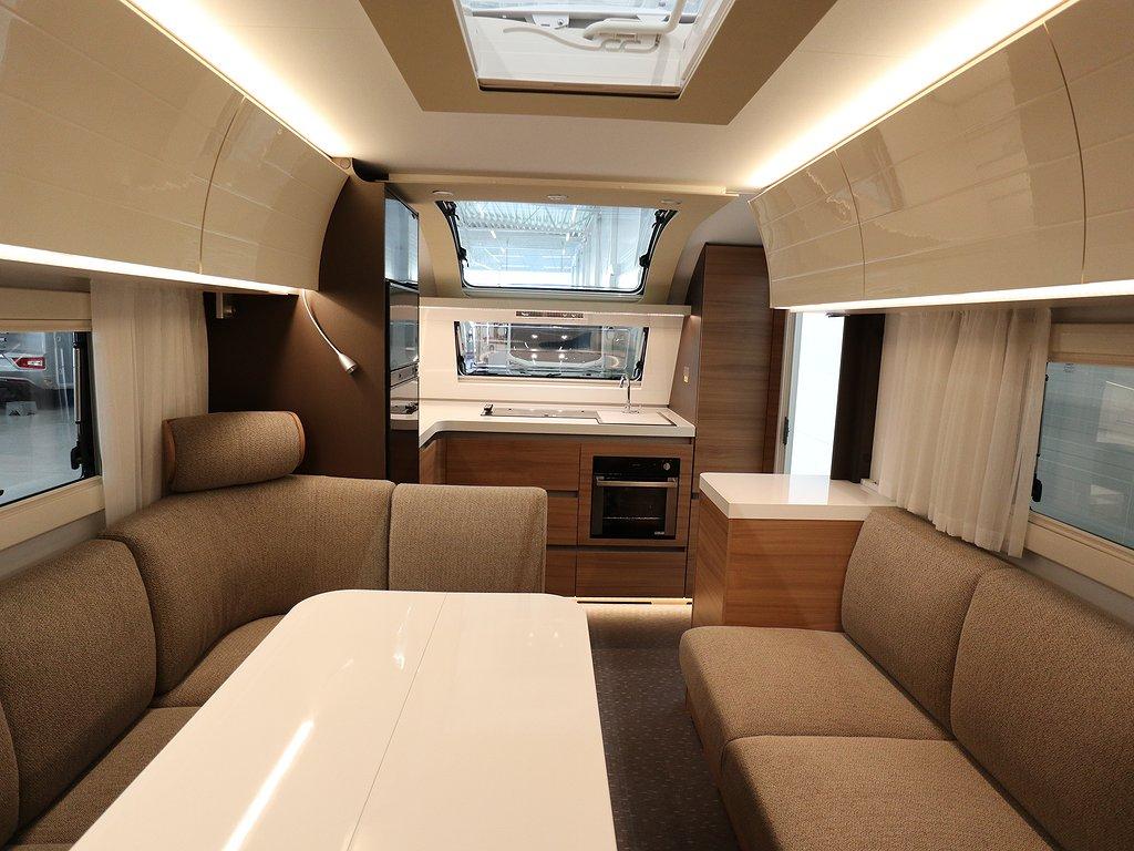 Adria Alpina 753 HK *Mover*AC*Förtält - Adria