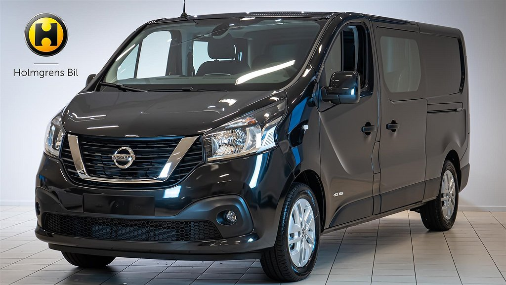 Nissan NV300 Crew Van 20 dCi 145 Aut L2H1 Working 5-Sits