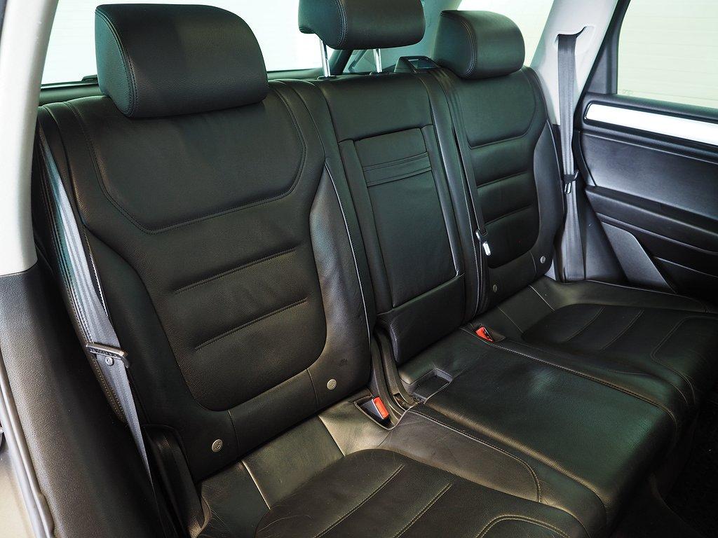 Volkswagen Touareg 3.0 V6 TDI 4M DRAG PANORAMA 245hk 2012
