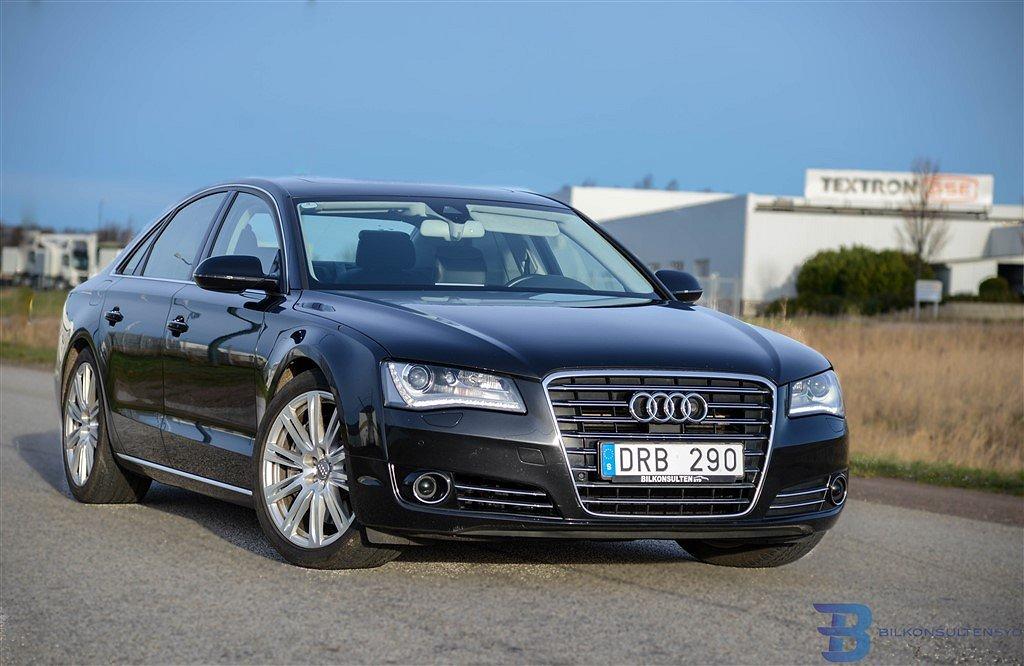 Audi A8 4.2 FSI quattro (372hk)