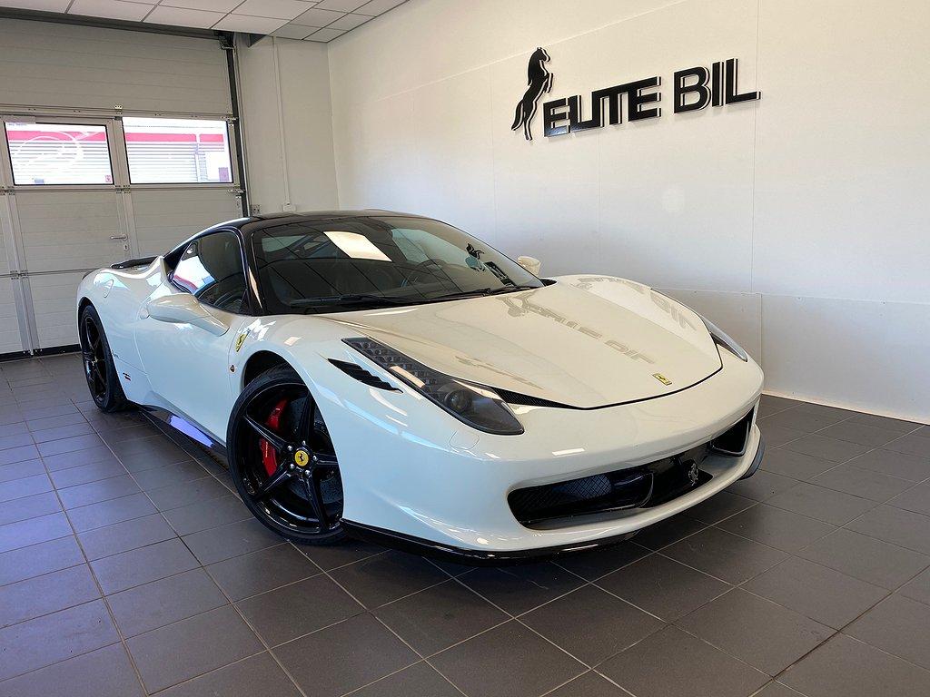 "Ferrari 458 Italia ""Novitec Rosso"" Keramiska Bör Ses!"