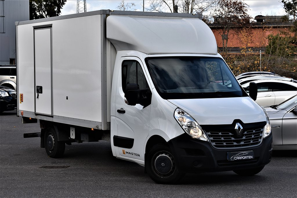Renault Master Chassi Cab  2.3 dCi BAKGAVELLYFT