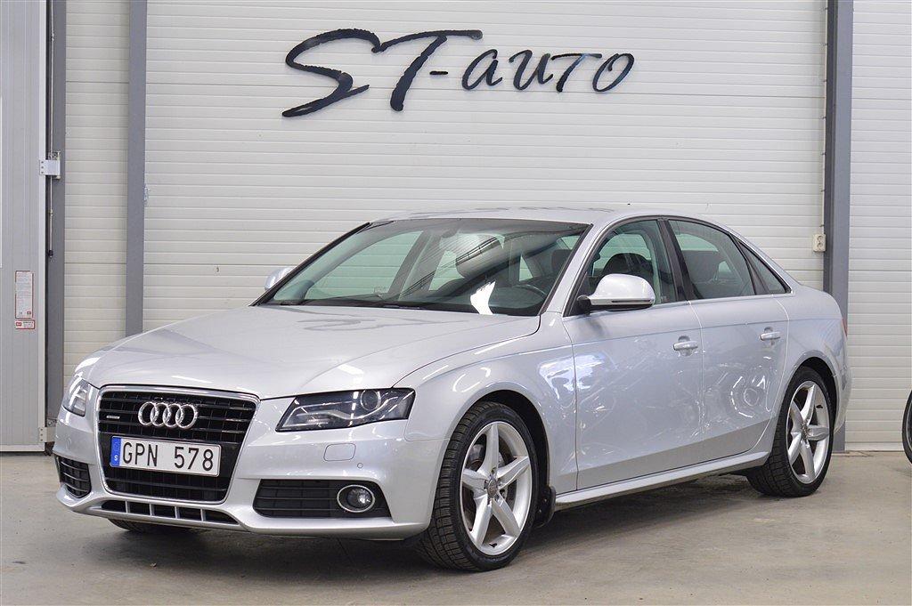 Audi A4 3.2 FSI V6 Quattro Navi B%26W 265hk