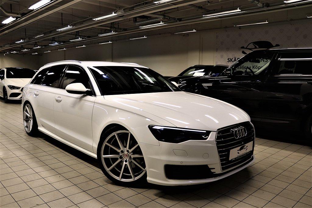 Audi A6 Avant 2.0 TDI ULTRA 190HK H&R SÄNKT