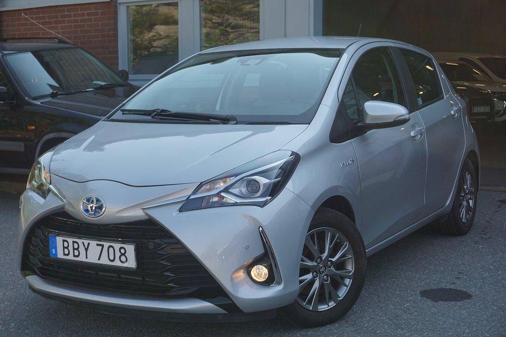 Toyota Yaris Hybrid 1.5 VVT-i CVT Euro 6 101hk Besikting2023