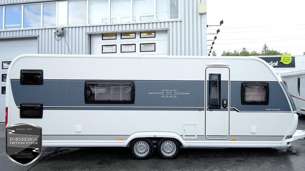 Hobby 650 KFU Prestige Våningssängar / Barnkammare / USB / ALDE & Golv