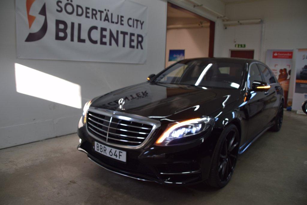Mercedes-Benz S 500 4MATIC L AMG Plus Euro 6 455HK