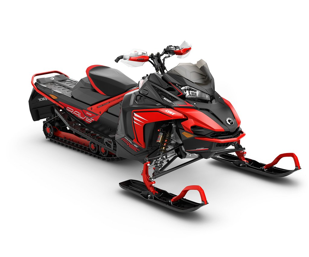 Lynx Rave RE 3500 600 E-Tec