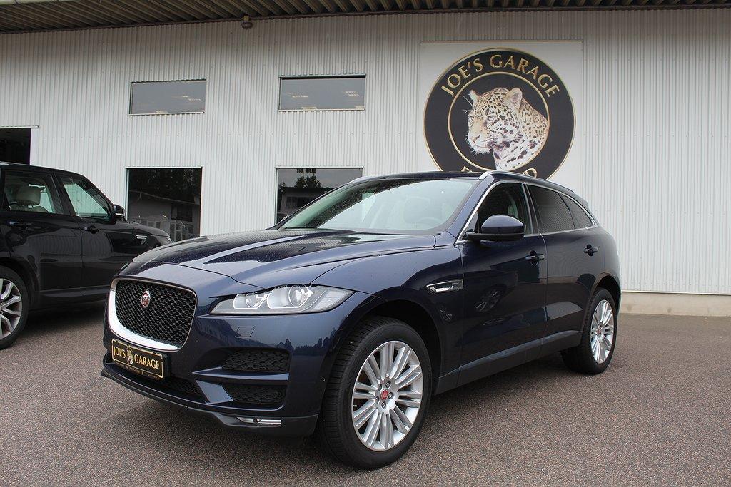 Jaguar F-Pace 3,0 SC, bensin, Portfolio!
