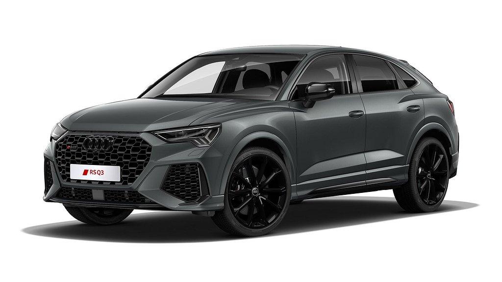 Till salu - Audi RS Q3 Sportback S Tronic, 400hk, 2021 ...