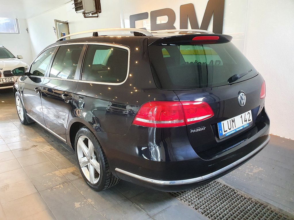 Bild till fordonet: Volkswagen Passat