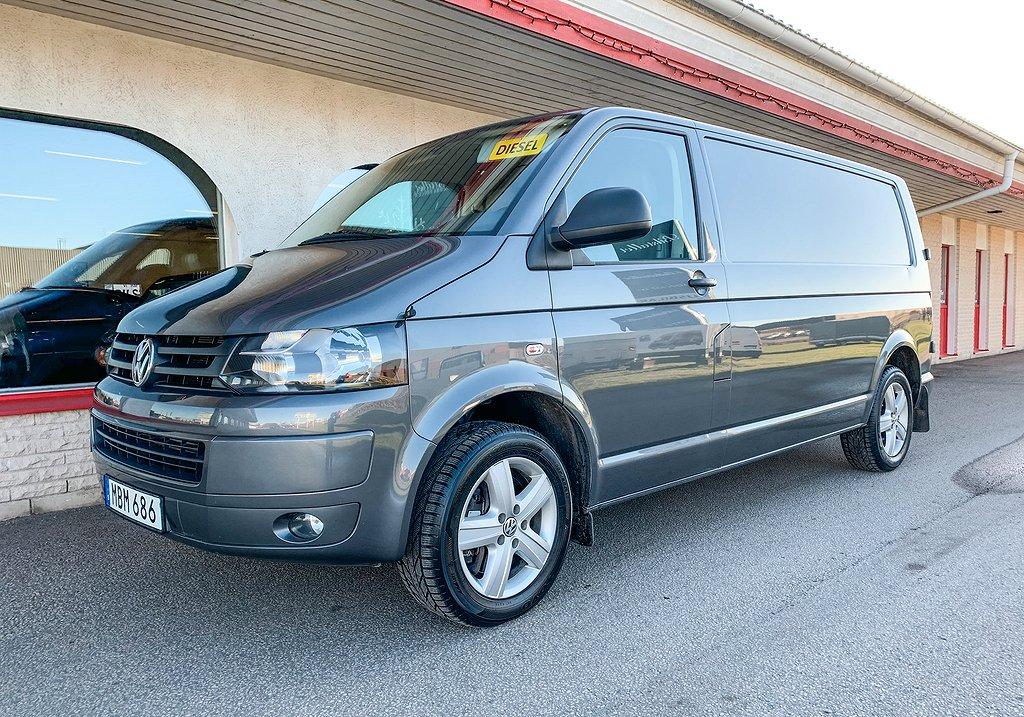 Volkswagen Transporter 2.0 Bi-TDi 6-vxl Långt Skåp 180 Hkr Diesel