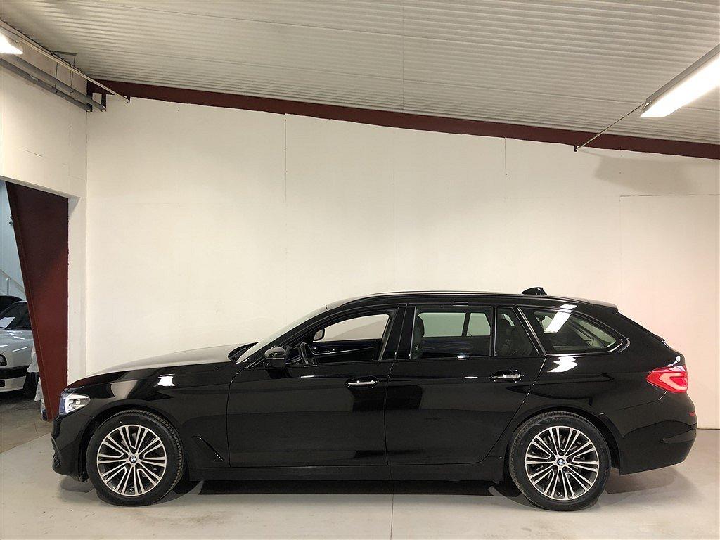 BMW 520 d xDrive Touring  (190Hk) Navi Sport line