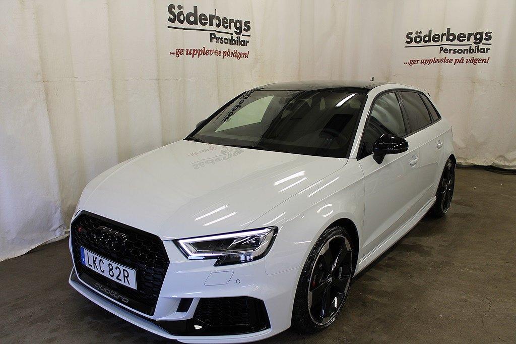Audi RS3 Sportback TFSI 400 HK