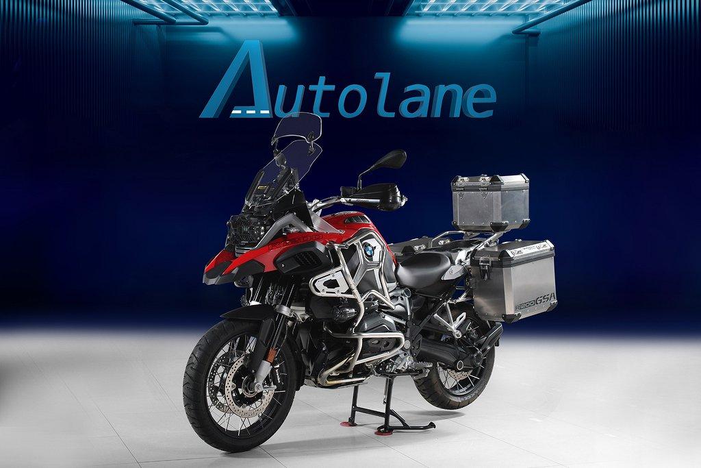 BMW R1200GSA Dynamic Fullutrustad!  Endast! 1023kr/mån!