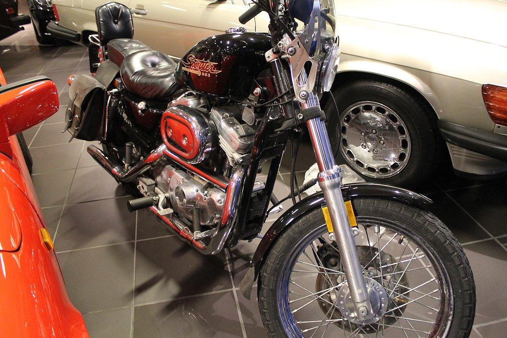 Harley-Davidson XLH Sportster 883  *OBS: 812 MIL*