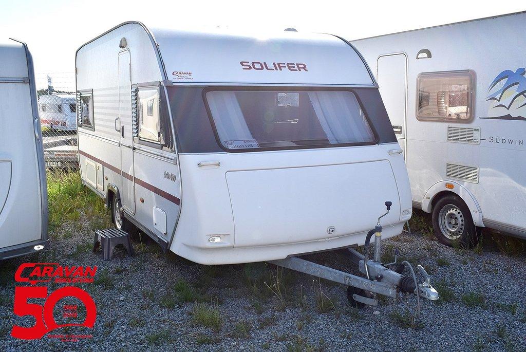 Solifer Artic 480 / ALDE / Förtält