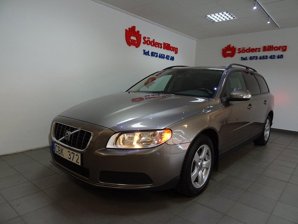 Volvo V70 KINETIC 2,5T Auto 6000Mil 2 BRUKARE 200HK ACC PDC