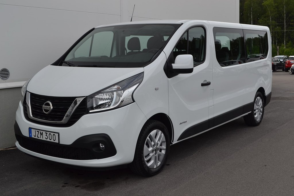Nissan NV300 Combi 1.6 dCi 9-Sits / Minibuss