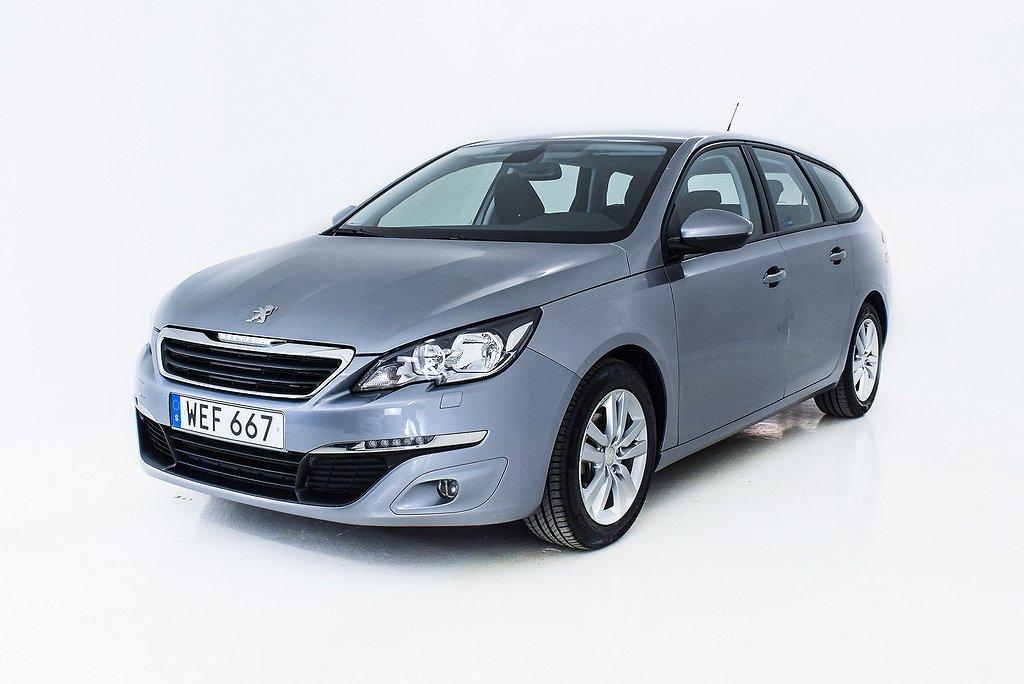 Peugeot 308 SW Active 1.6 BlueHDI 120