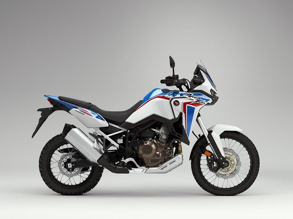 Honda CRF1100D DCT-21 Beställ för säker leverans i vår