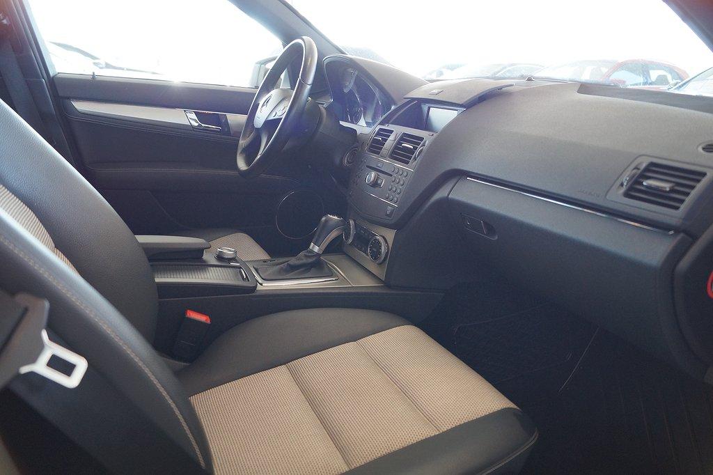 Mercedes-Benz C 220 Kombi CDI BlueEFFICIENCY 170hk