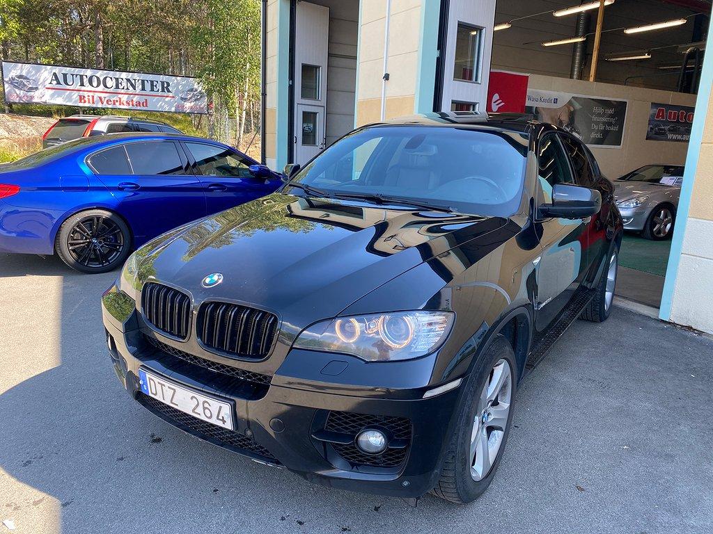BMW X6 xDrive30d Steptronic Sport line 235hk