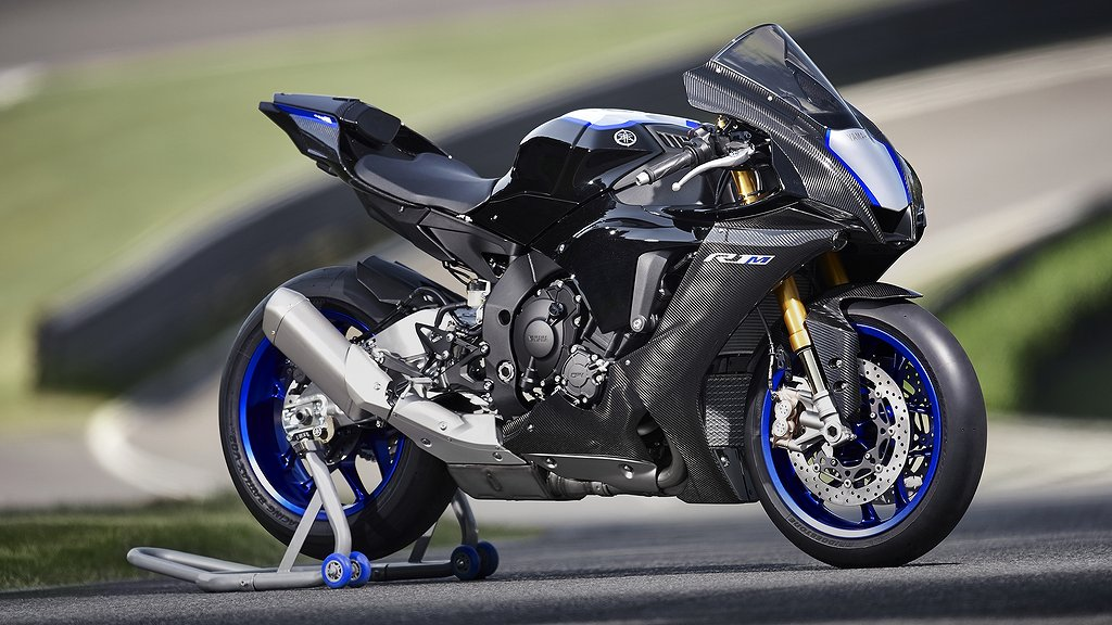 Yamaha YZF-R1M 5 års non-stop garanti!
