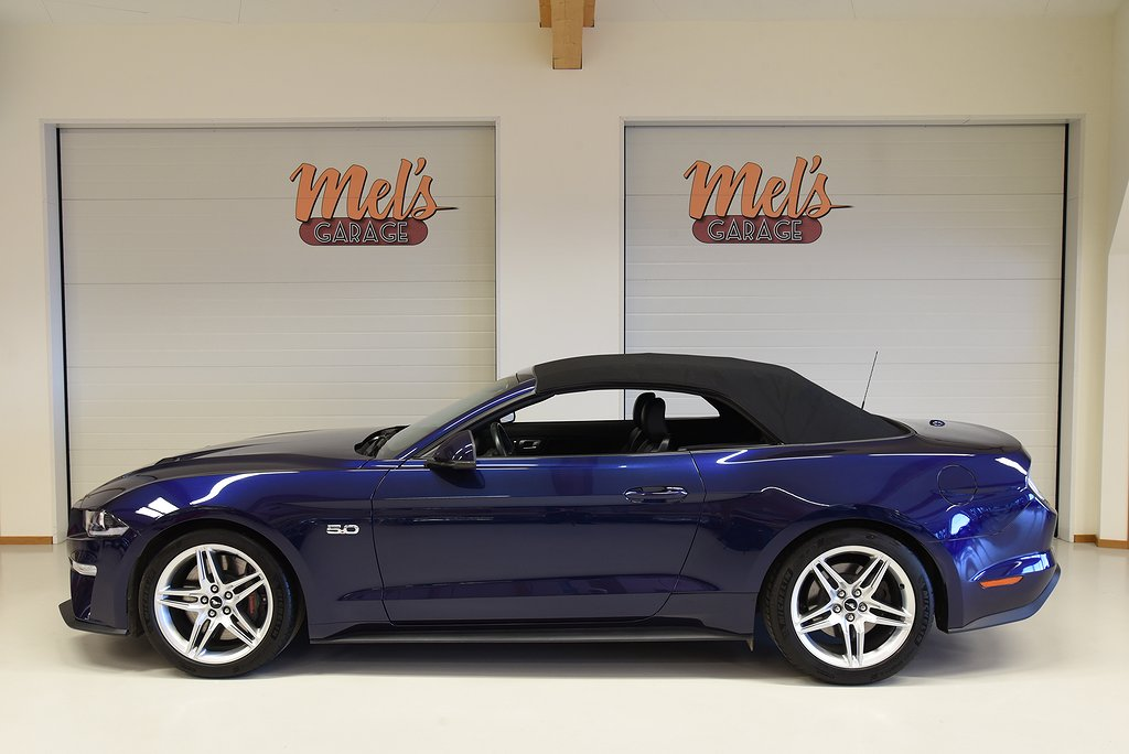 Ford Mustang GT Convertible Automat 1086 mil.