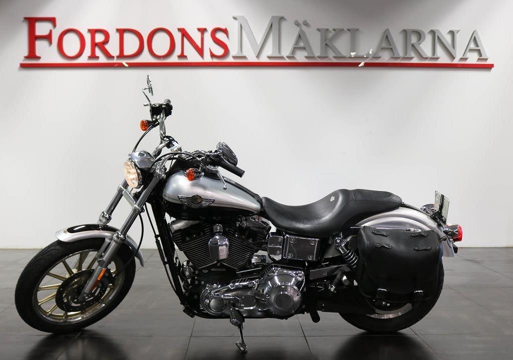Harley-Davidson FXDL DYNA LOW RIDER JUBILEUM