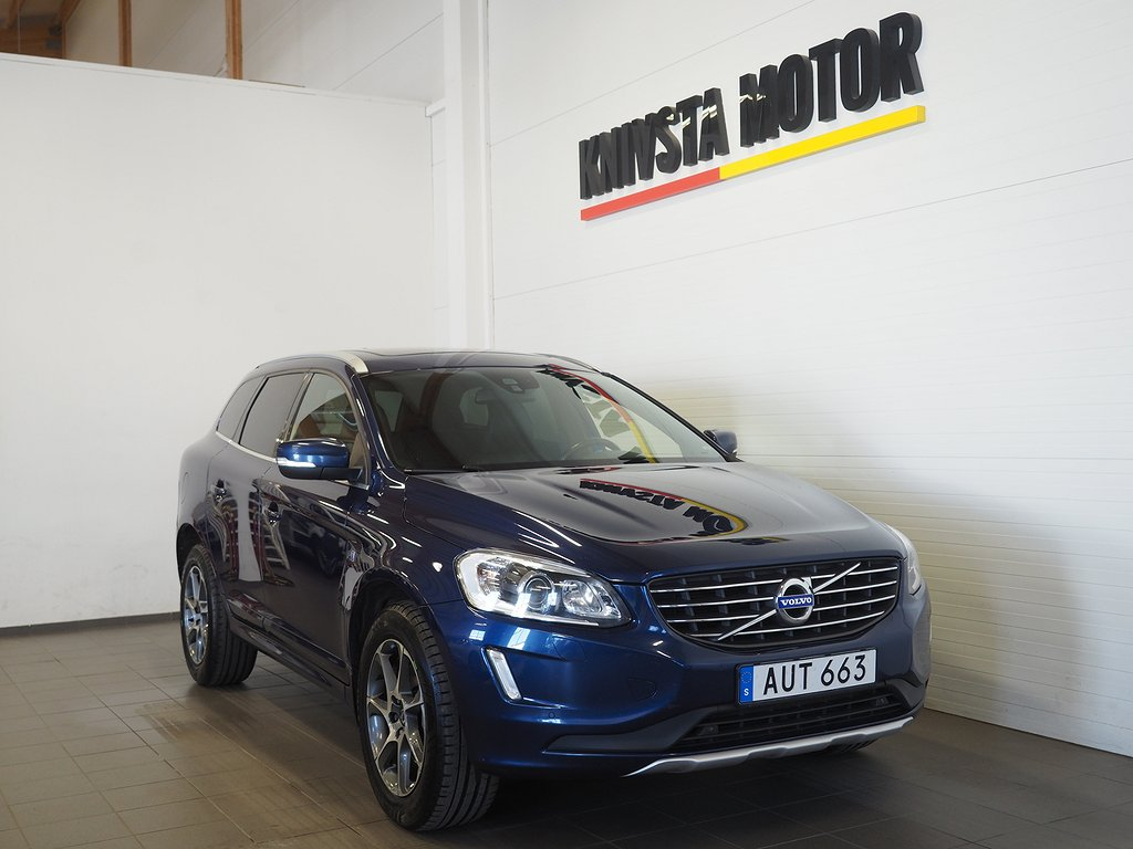 Volvo XC60 D4 AWD Ocean Race Business E Pro 2015