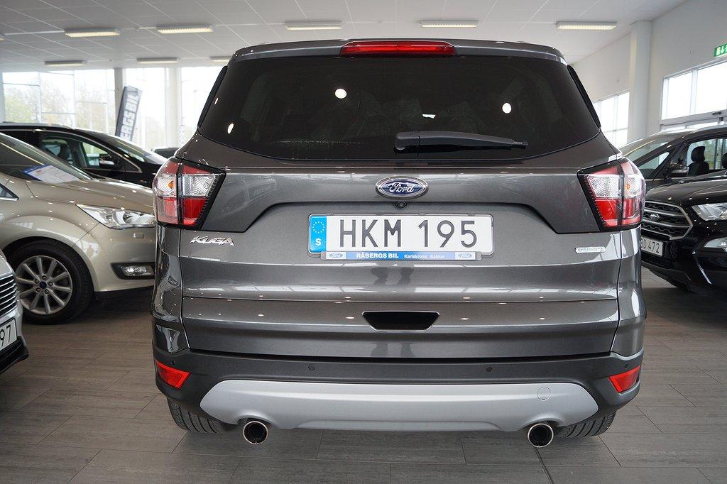 Ford Kuga *1.95%ränta&5000kr i fritt bränsle* 1.5T EcoBoost 150hk Tit