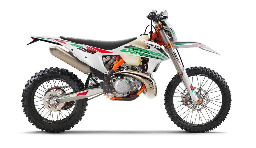 KTM 250 EXC-Tpi *Omgående leverans* -2021