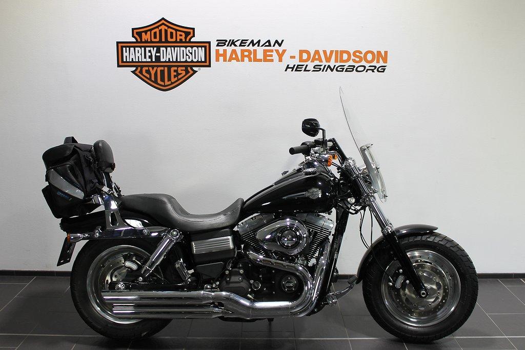 Harley-Davidson FXDF 1 ÅRS GAR FRI FRAKT